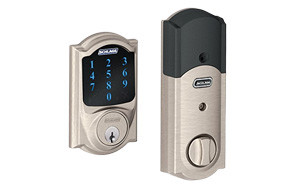 schlage z-wave connect camelot touchscreen deadbolt