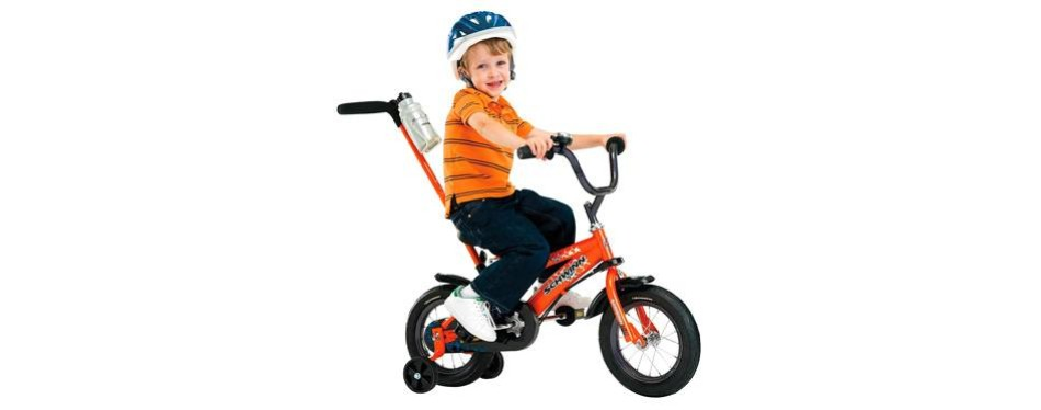 schwinn boys' 12-inch grit kid's bike
