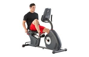 schwinn recumbent exercise bike series