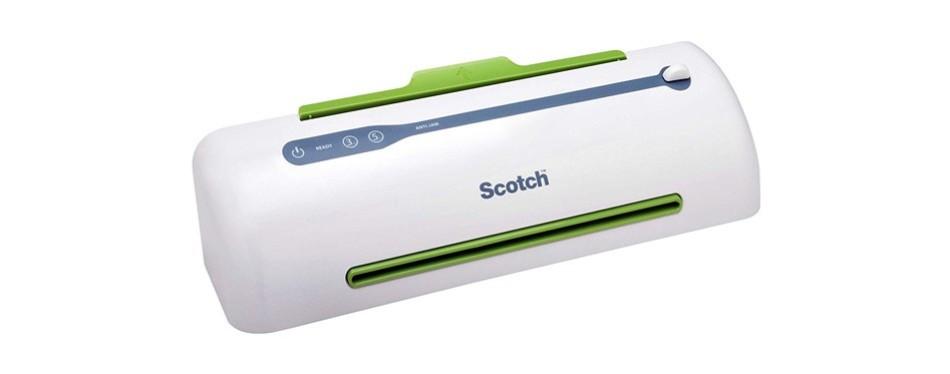 scotch pro thermal laminator