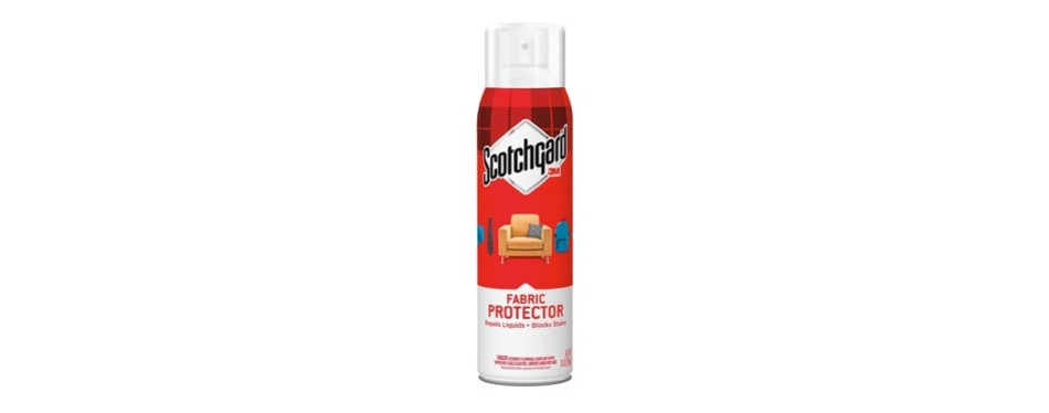 scotchgard fabric protector