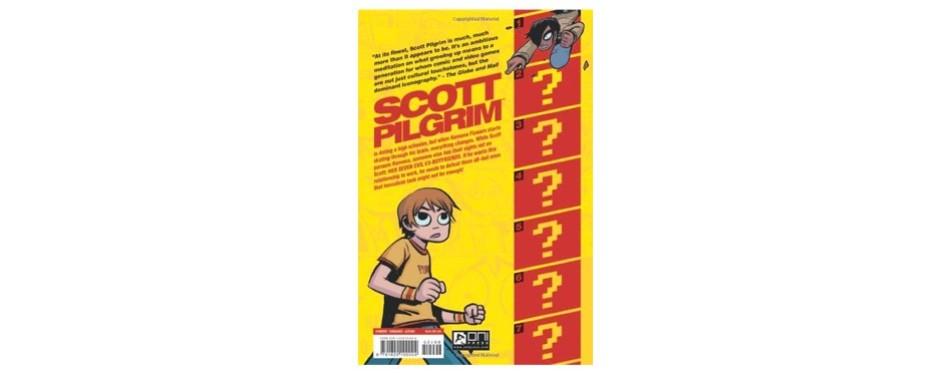 scott pilgrim vol. 1 precious little life by bryan lee o'malley