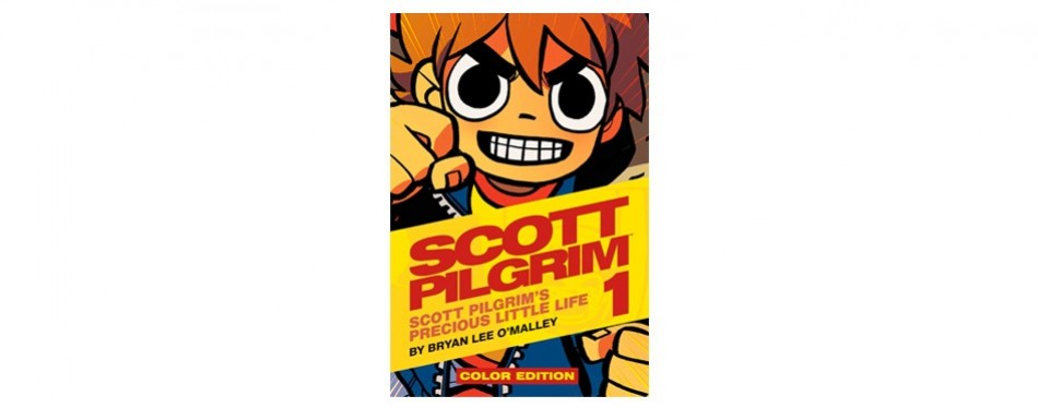 scott pilgrim vol. 1 precious little life by bryan lee o'malley