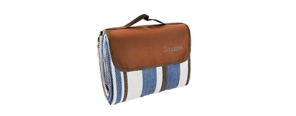 scuddles extra large waterproof picnic blanket