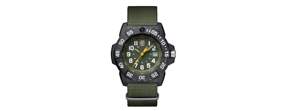 sea swiss quartz casual watch