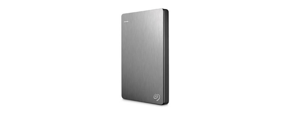 seagate backup plus slim portable external hard drive