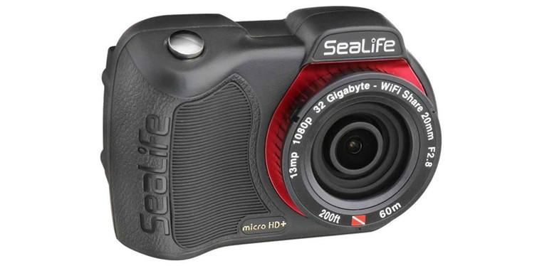 SeaLife Micro HD+ Underwater Digital Camera