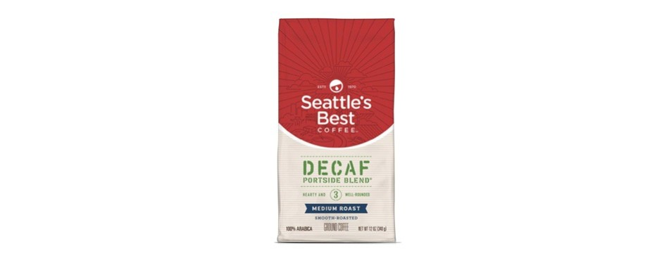 seattle's best: decaf portside blend