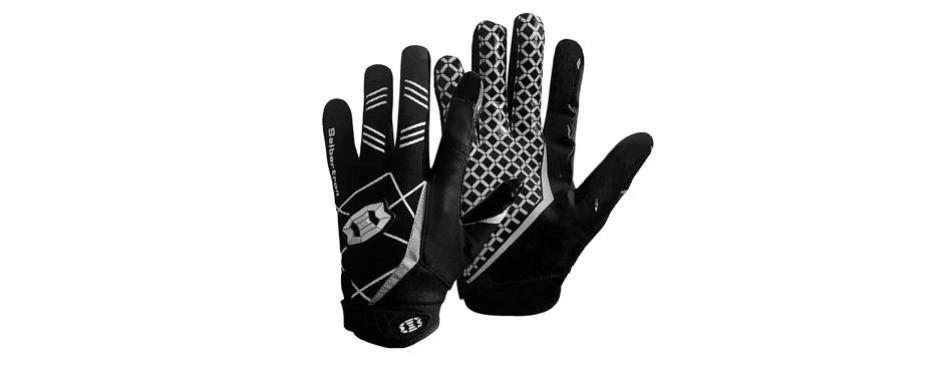 seibertron pro elite ultra-stick receiver gloves