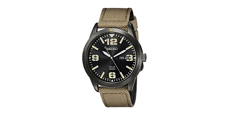 Seiko Men's Solar Dress Watch