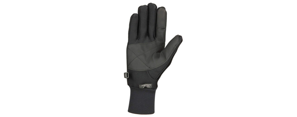 seirus innovation 1425 all-weather lightweight form fit hiking gloves