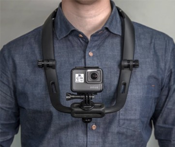 Seldi Wearable Video Rig