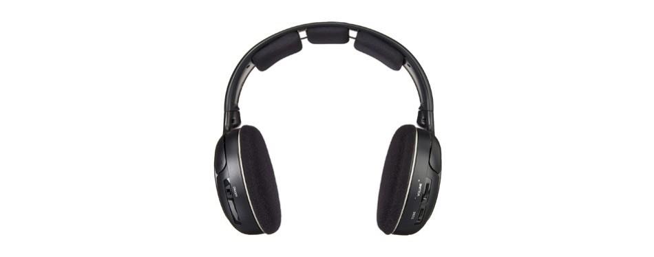sennheiser rs 120 on-ear wireless rf headphones