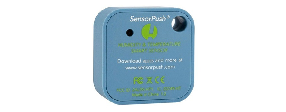 sensorpush wireless hygrometer