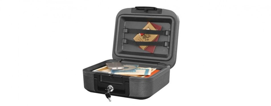 sentrysafe fire safe chest