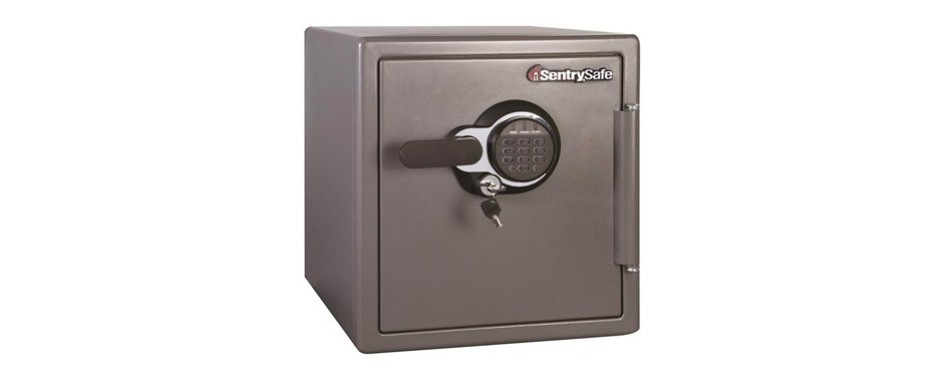 sentrysafe sfw123gdc electronic fire safe
