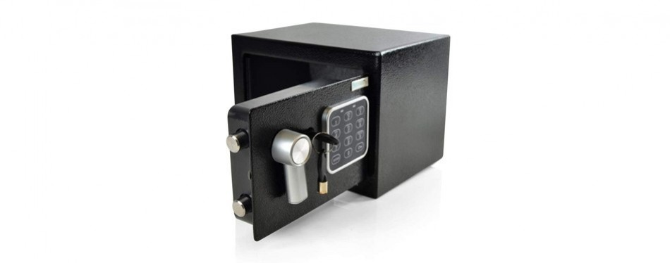 serenelife fireproof home safe