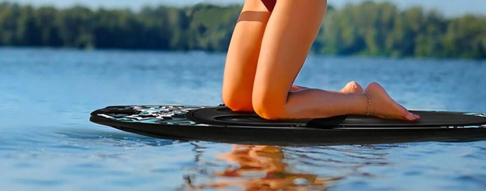 serenelife water sport kneeboard