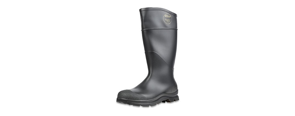 servus comfort pvc steel toe boots