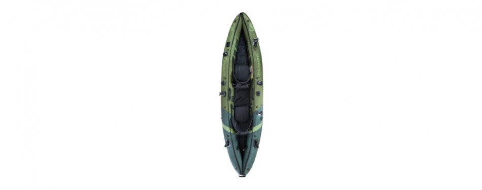 sevylor coleman 2-person fishing kayak