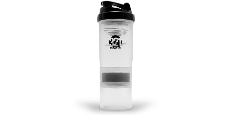 321 STRONG Stackable Shaker Bottle