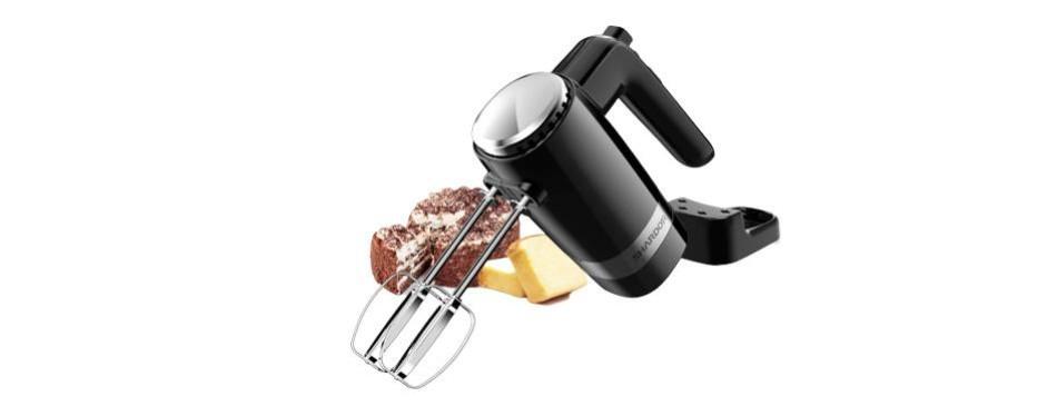 shardor upgraded hand mixer