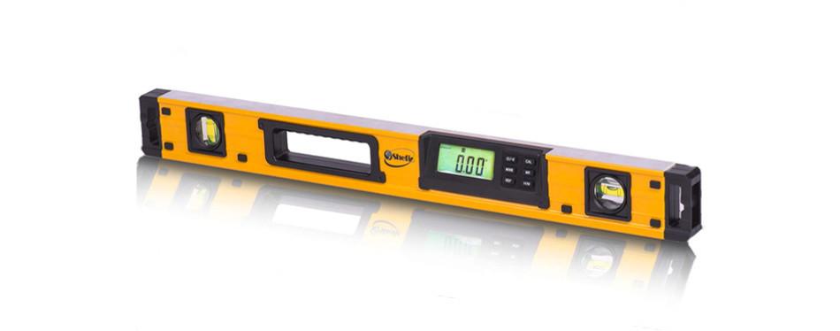 shefio 24-inch professional digital magnetic level