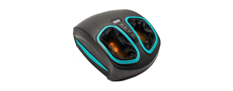 shiatsu foot massager machine