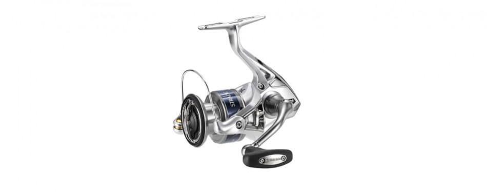shimano stradic hg, freshwater spinning fishing reel 1000