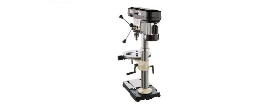 "shop fox 13"" 3/4 hp bench-top oscillating drill press"