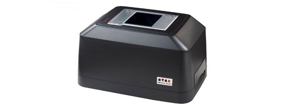 shuffle tech professional automatic card shuffler