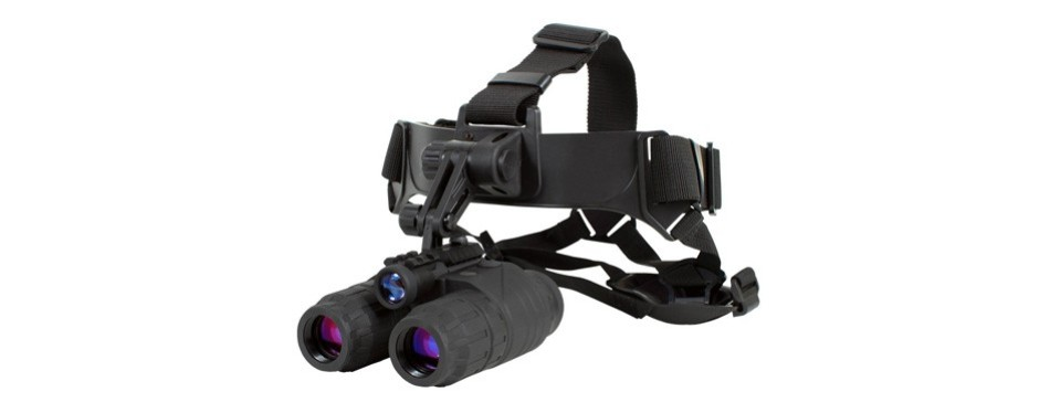 sightmark sm15070 ghost hunter 1x24 night vision goggle binocular kit