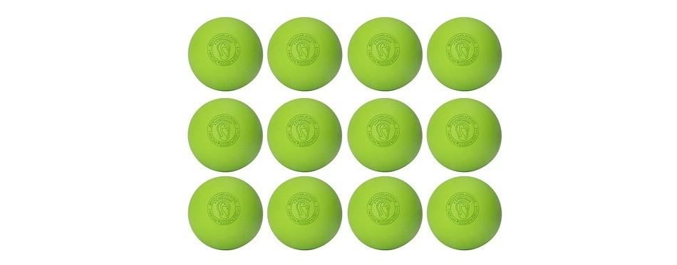 Signature Lacrosse Soft Practice Massage Balls Set