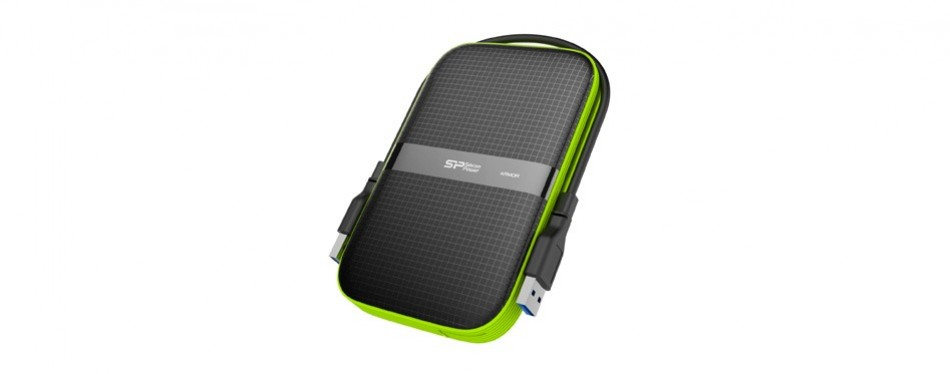 silicon power rugged portable external hard drive armor a60