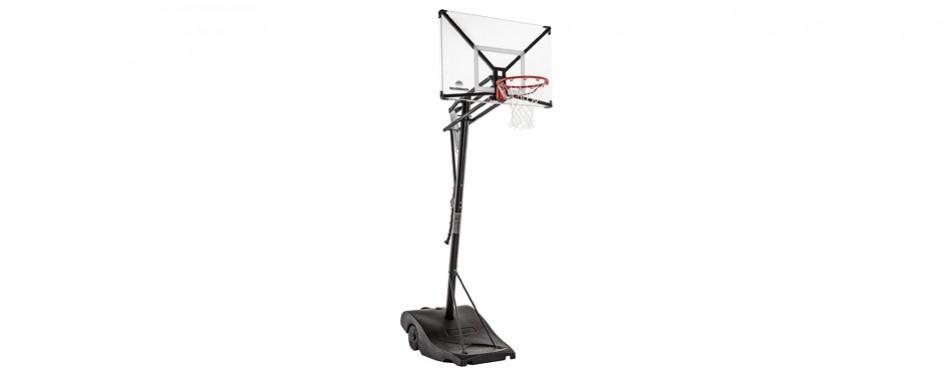 silverback nxt adjustable basketball hoop system
