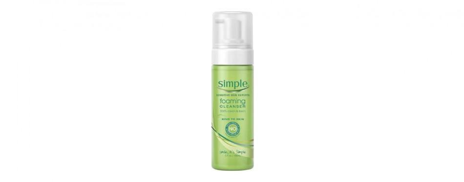 simple facial care