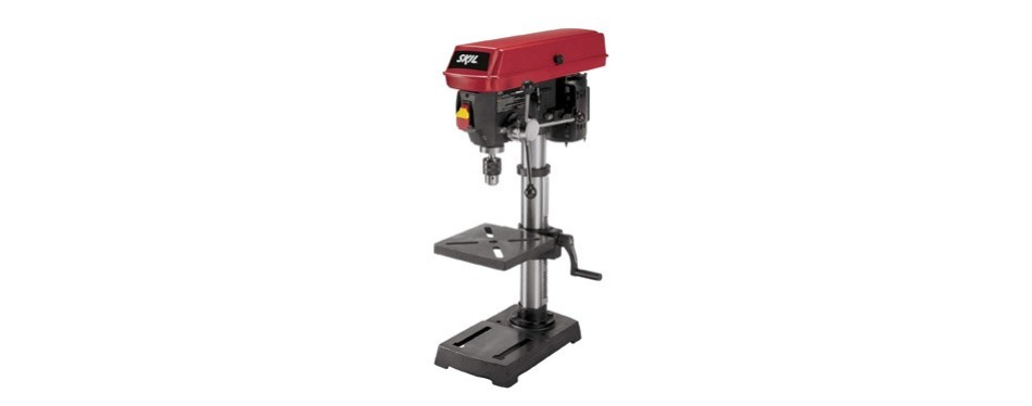 "skil 3.2 amp 10"" drill press"