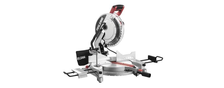 skil 3821-01 12-inch quick mount compound miter saw