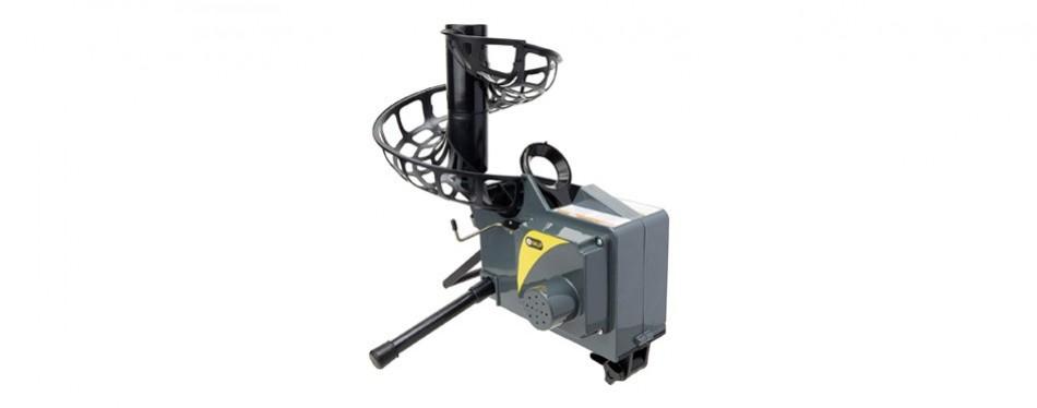 sklz catapult soft toss machine
