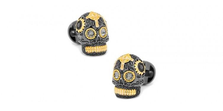 Cufflinks Inc. Skull Cufflinks