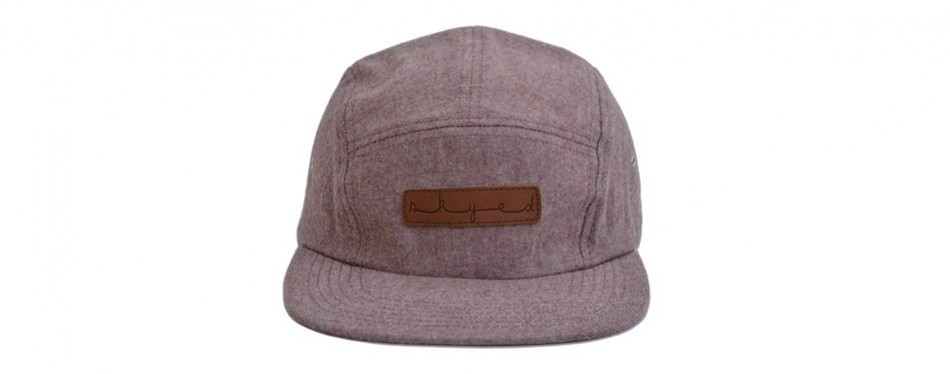 skyed apparel highland forest premium 5 panel hat