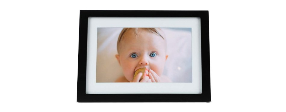 skylight frame: 10-inch wi-fi digital picture frame