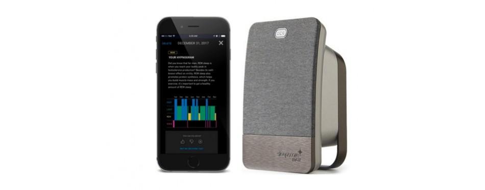 sleepscore max sleep tracker improvement system