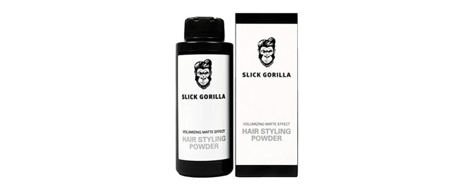 slick gorilla hair texturizing powder
