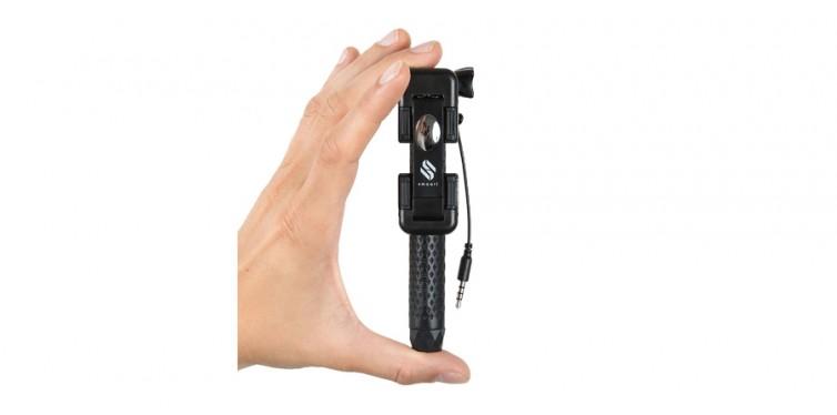 Smaart Mini Wired Selfie Stick