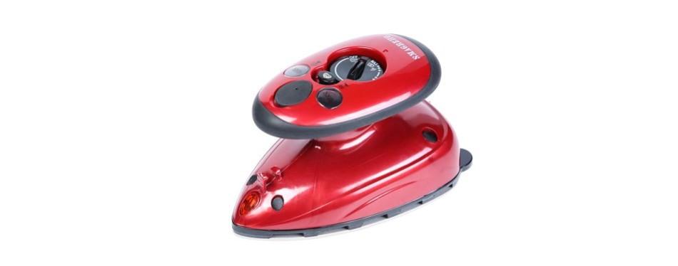 smagreho mini travel steam iron