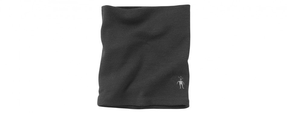 smart wool merino neck gaiter