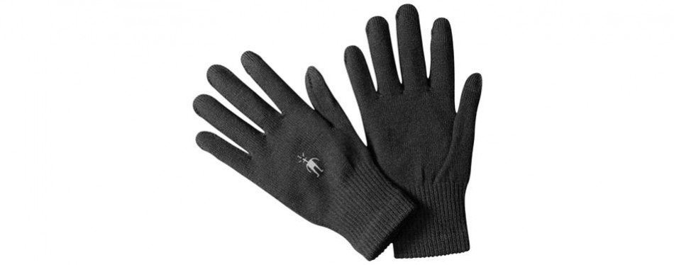 smartwool liner hiking gloves