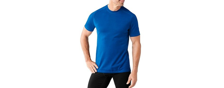 smartwool men's ph.d. ultra-light short sleeve