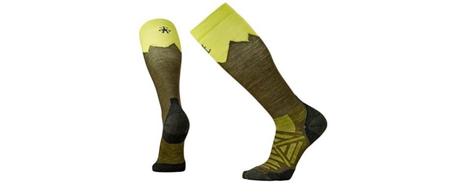 smartwool phd outdoor mountaineer hiking socks